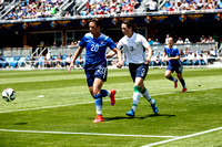 SOCCER: MAY 10 Women's - USA v Ireland
