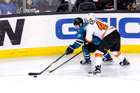 NHL: DEC 30 Flyers at Sharks