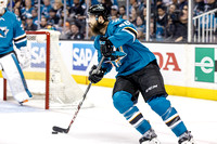 NHL: APR 16 Round 1 Game 3 - Oilers at Sharks