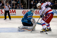 NHL: FEB 11 Capitals at Sharks