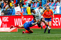 RUGBY: MAR 01 USA Sevens