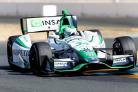 AUTO: AUG 23  IndyCar - GoPro Grand Prix of Sonoma