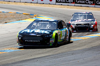 AUTO: JUN 22 NASCAR - Sprint Cup Series - Toyota SaveMart 350