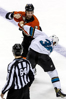 NHL: OCT 25 Ducks at Sharks