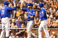 MLB: JUL 06 Mets at Giants