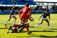 RUGBY: JUL 18 Pacific Nations Cup - Canada v Japan