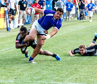 Samoa wins Cup in LV
