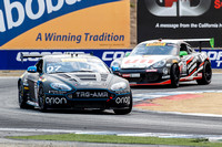 AUTO: SEP 13 Pirelli World Challenge- GTS - Round 17