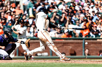 MLB: OCT 04 Rockies at Giants