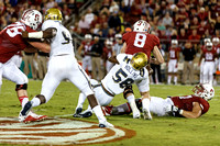 NCAA FOOTBALL: OCT 15 UCLA at Stanford