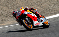 July 21, 2013: Marc Marquez (#93) of SPA riding for the Repsol Honda Team.