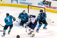 NHL: MAY 25 Western Conference Finals - Game 6 - Blues at Sharks