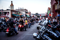 Aug 8-14: Sturgis Motorcycle Rally