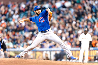 MLB: May 27 Cubs at Giants