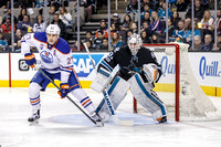 Jan 26, 2017- Oilers at Sharks