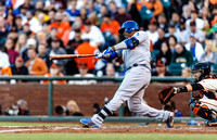 MLB: SEP 13 Dodgers at Giants