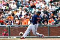 MLB: APR 27 Indians at Giants