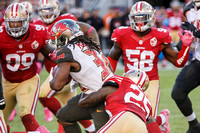 Oct 23, 2016: Buccaneers at 49ers
