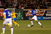 July 31-2013: During the Guinness International Champions Cup match between Everton F.C. and Juventus F.C. at AT&T Park- San Francisco CA.  Final score: Everton F.C. 6 Juventus F.C. 5.