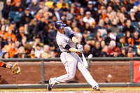 MLB: APR 11 Rockies at Giants