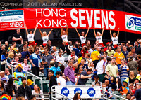 IRB Sevens 2011- Hong Kong- People