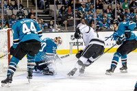 NHL: OCT 07 Kings at Sharks