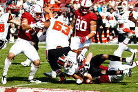 NCAA FOOTBALL: NOV 05 Oregon State at Stanford