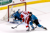 NHL: JAN 07 Red Wings at Sharks