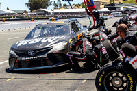 AUTO: JUN 25 NASCAR Monster Energy Cup Series - Toyota/Save Mart 350