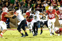 NCAA FOOTBALL: NOV 14 Oregon at Stanford
