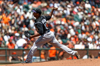 MLB: JUN 15 Rockies at Giants
