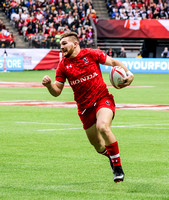 SPORTS MAR 11-12: HSBC Rugby Sevens- Vancouver