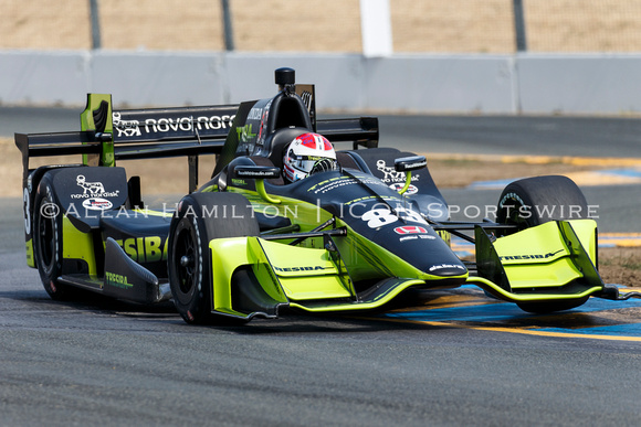 AUTO: SEP 16 IndyCar - GoPro Grand Prix of Sonoma