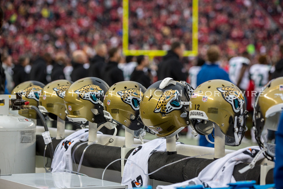 NFL: DEC 24 Jaguars at 49ers