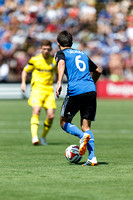 SOCCER: APR 13 MLS - Crew at Earthquakes