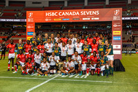 Canada Sevens 2018- Playoff Rounds