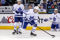 NHL: OCT 30 Maple Leafs at Sharks